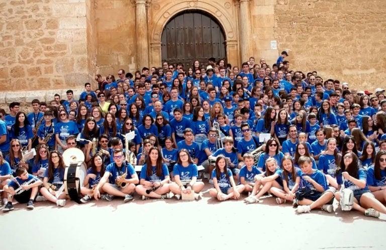 Encuentro Regional de Escuelas Municipales de Música y Danza de Castilla La Mancha – 24 de junio de 2017 Quintanar del Rey (Cuenca)