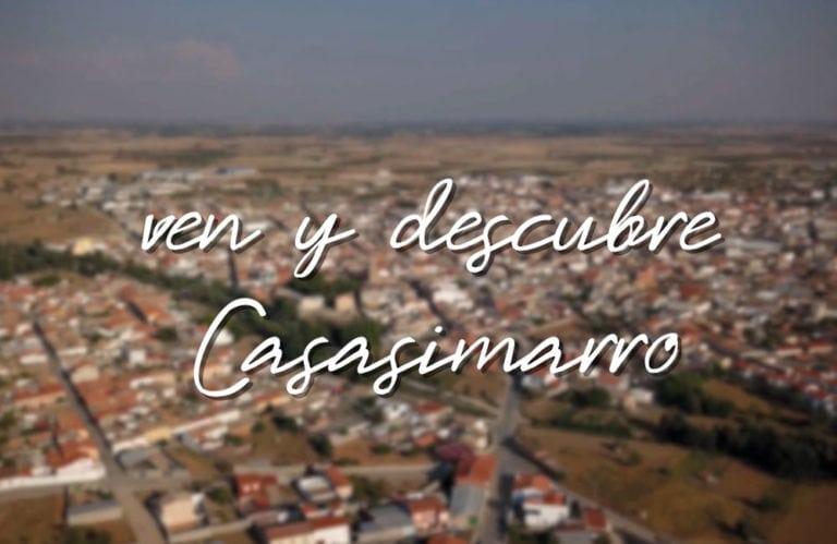 """Vídeo promocional Casasimarro """"Ven y descubre Casasimarro"""""""