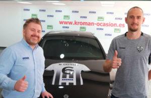 Vídeo promocional de Kroman con Marc Castells