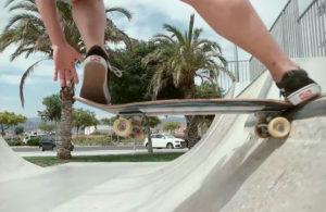 Vídeo deportivo Skate