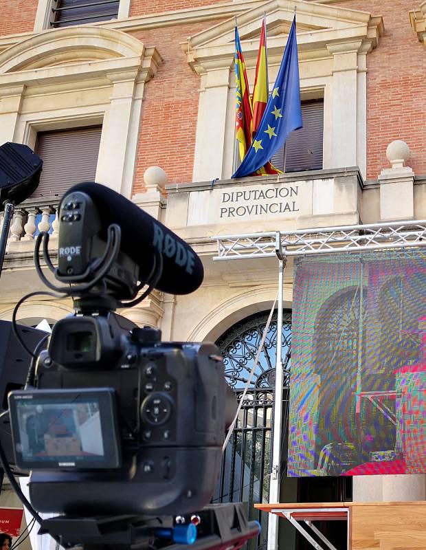 video evento diputación provincial